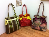 Colourful Tote Bags