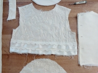 Communion Dress Pieces