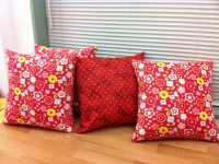 Completed Cushions