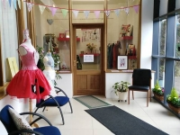 Art Of Sewing Academy Entrance