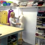 Teresa measureing stand